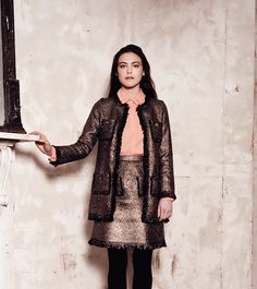 Shop with us. South African Fashion, Fashion Online, Fur Coat, Dresses With Sleeves, Grey, Long Sleeve, Jackets, Shopping, Collection