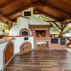 Gorgeous Kitchen Design Ideas For Outdoor Kitchen 27 Gurudecor com is part of Backyard kitchen -