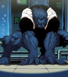 X-Men's The Beast - #Marvel
