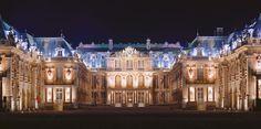 Versailles at night - www.piano.christrup.net