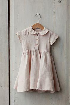 darling little pink dress.