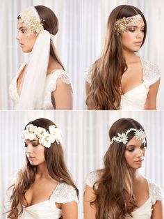 Stefan Sisters: Jannie Baltzer Hair Accessories.... luv these!