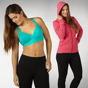 Save up to 60% off during the Say Om: Yoga Apparel event on #zulily today!