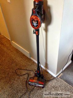 Shark Rocket Vacuum: the best lightweight vacuum!