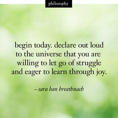 begin today.
