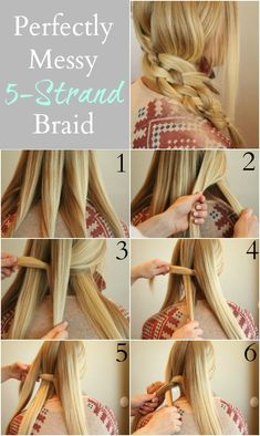 Are you tired of the three-weave braid? Then why not upgrade your standard braids? Actually you can make your long hair cool with five strand braids. Yes. Five strand braids can give you a more stylish look. Today, we have picked up some five strand braid tutorials for you to learn the hairstyle. At the …