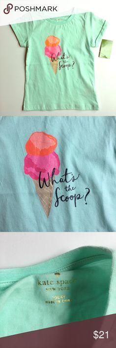 NWT Gymboree Ice cream social scoops pastel Easter cones tights cones 8 10 9