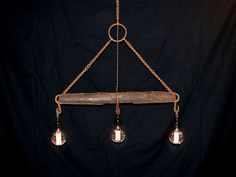 $275...Hey, I found this really awesome Etsy listing at https://www.etsy.com/listing/206306412/single-tree-horse-yoke-chandelier