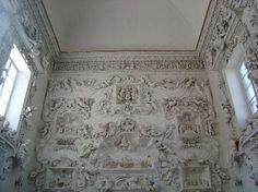 Made of stucco by Giacomo Serpotta @Sicily (Oratorio del Rosario di Santa Cita)