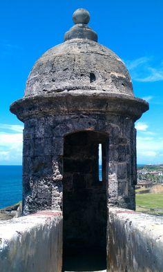 Castillo de San Cristobal, Old San Juan, Puerto Rico