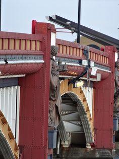 Mini St. Paul's On Vauxhall Bridge by http://randomlylondon.com