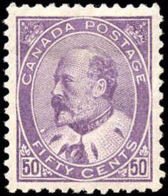 Canada ##95, VF, MH