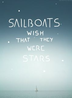 Sailboats (well its by sky sailing)