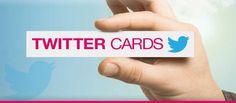 Twitter Cards: enriquece y dale vida a tus tuits d @JuanMaGomezS