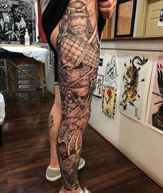 Healthy living at home devero login account access account Ems Tattoos, Full Leg Tattoos, Trendy Tattoos, Body Art Tattoos, Girl Tattoos, Tattoos For Guys, Tatoos, Japanese Leg Tattoo, Japanese Legs
