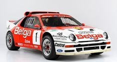 These Group B heroes will leave you shaken and stirred Ford Rs, Car Ford, Classic Cars British, Ford Classic Cars, Sport Cars, Race Cars, Carros Suv, Audi 1, Car Cat