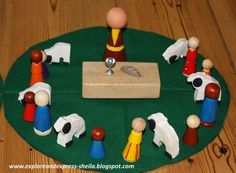 Godly Play: The Good Shepherd and the Worldwide Communion from Explore and Express