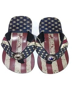 3622806d7a21 American Pride Collection Flip Flops (Thin-Sole) USF01-S089    Click on the  image for additional details. (This is an affiliate link)  womensflipflops