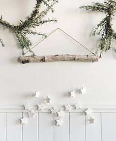 10 Scandinavian Holiday Decorating Ideas on domino.com