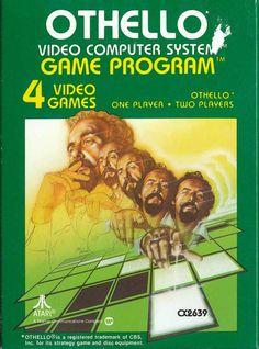 In Art Of The Game, Nick Wanserski explores how visual design shapes video, tabletop, and role-playing games.Atari 2600 box art is well loved and rightly revered. Some of that can be chalked up to nostalgia for a system that was released in the first years of the Carter administration, but there's