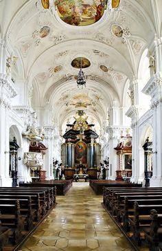 Wallfahrts- und Pfarrkirche Unserer Lieben Frau auf dem Schönenberg, Ellwangen