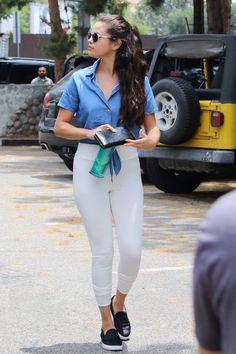 Selena Gomez in Los Angeles on June 16, 2015.   - Cosmopolitan.com