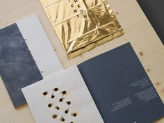 Creative Incendie, Behance, and Editorial image ideas & inspiration on Designspiration Graphic Design Branding, Typography Design, Lettering, Book Binding Design, Creative Inspiration, Design Inspiration, Brand Board, Design Graphique, Visual Identity