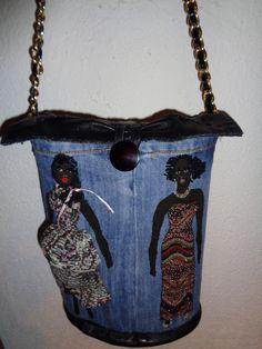 ASSEMBLAGGIO borsa witty bag (2°parte)