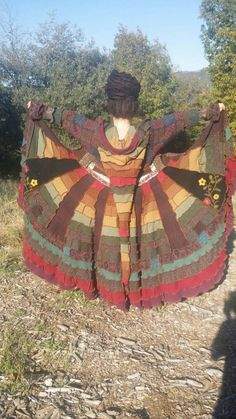 Check out this item in my Etsy shop https://www.etsy.com/listing/253744342/available-now-upcycled-sweater-gipsy