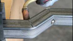 piegatura tubi in acciaio senza piegatrice   CMM laser