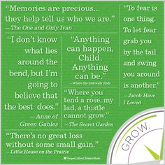 Book Quotes to remember