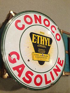 "Don/'t what year. Castrol Oil sign Aluminum Embossed 30/""x 24/"" single sided"