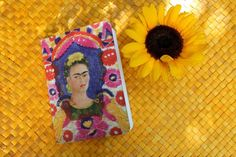 Frida notebook by HalLucilogene