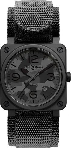 La BR 03-92 Black Camo
