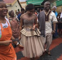 Look at this Trendy modern african fashion South African Traditional Dresses, Traditional Wedding Dresses, Traditional Fashion, Traditional Outfits, Modern Traditional, Traditional Weddings, African Fashion Skirts, African Fashion Designers, African Men Fashion