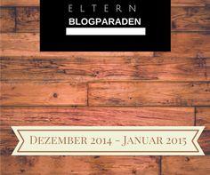 Blogparaden im Dezember '14 - Januar '15 - Blogstar Eltern