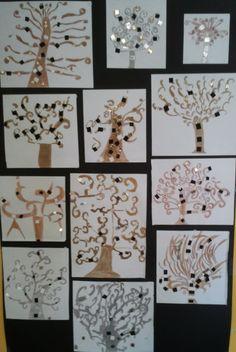 l'arbre de vie - Klimt