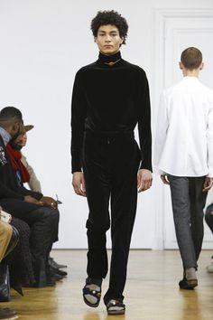 22/4_Hommes Menswear Fall Winter 2017 Paris