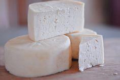 A recipe for Homemade Farmhouse Cheddar Cheese | www.reformationacres.com