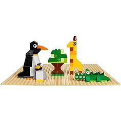 LEGO 10699 - Classic Base Sabbia: Amazon.it: Giochi e giocattoli