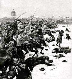 riassunto rivoluzione russa Russia