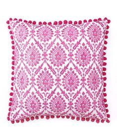 Pink Toss Pillow