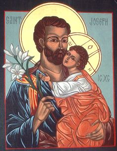 Sacred Space102fm: St Joseph - March 19th Verily, Joseph the betrothed, saw clearly in his old age that the foresayings of the Prophets had been fulfilled openly; for he was given an odd earnest, receiving inspiration from the angels, who cried, Glory to God; for he hath bestowed peace on earth.
