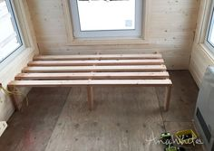 Ana White | DIY Daybed for Tiny House Seating and Extra Sleeping - DIY Projects