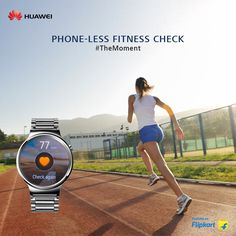 No more depending on your to track activity, let the take over! Huawei Watch, Huawei Phones, Gym Equipment, Track, Let It Be, Activities, Fitness, Runway, Truck