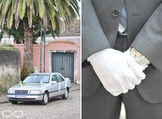 Casamento rústico com tons de bordeaux e dourado | Fotografia de Era uma vez | Rustic wedding in Portugal | Gold and bordeaux | Photo by Era uma vez #weddingtransport