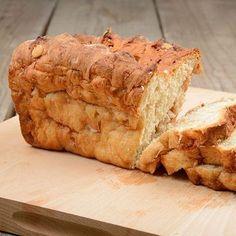 Home-made Frisian sugar bread - Baby Food Recipes, Sweet Recipes, Baking Recipes, Cake Recipes, Dutch Recipes, Pastry Recipes, Vegan Baking, Bread Baking, Sugar Bread