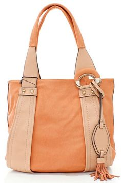 Peach on Sorbet Jenna Hobo ♥