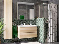 Salle de bains béton ciré : idées déco pour s'inspirer - Côté Maison
