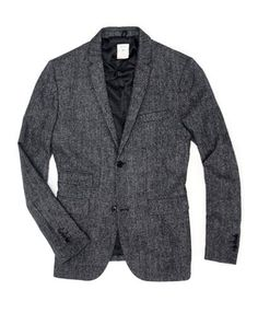 09737cd2738 Best New Menswear Designers in America 2013 Gap Collection Tweed Jacket,  Industrial Style, Designer